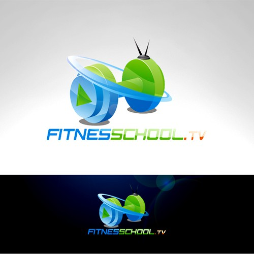 fitnessschool.tv (new startup) needs a LOGO thats fresh and hip ! looking forward to see what can be done.