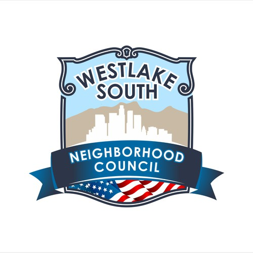 Brand identity for the Westlake South Neighborhood Council