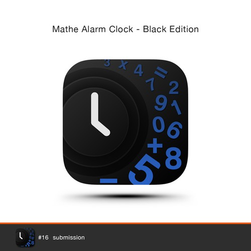 Mathe alarm Clock