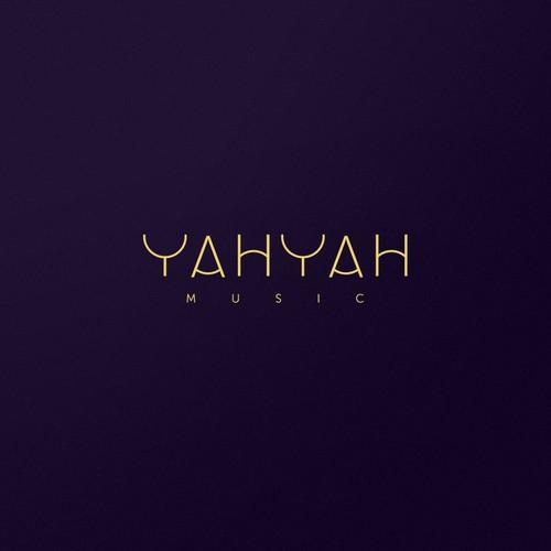 Logo for a music brand
