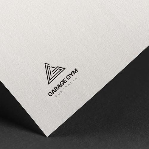 Bold Logo For Garage Gym Australia