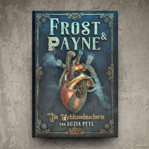 Frost & Payne Book Cover