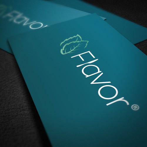 "Logo design for ""Flavor"""