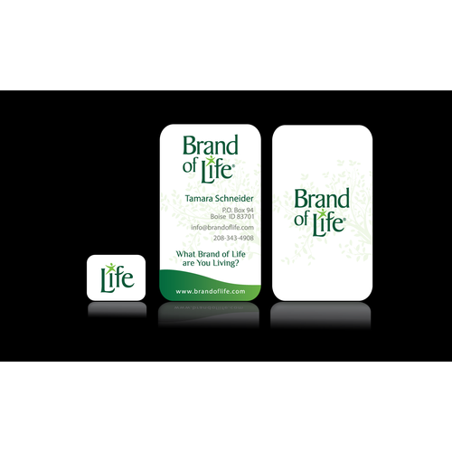 New design wanted for Brand of Life, Inc..