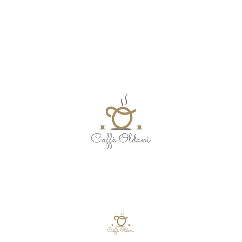 Logo for coffee shop online