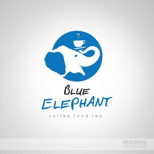 Crea un diseño innovador para Blue Elephant, un nuevo concepto  !!