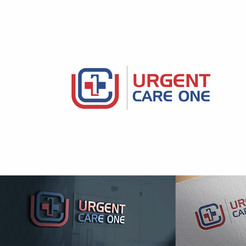Logo for urgent care