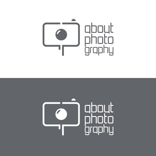 About Photography logo