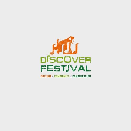 Discover Festival Logo