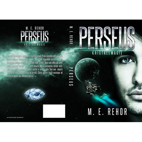 Perseus I Book Cover