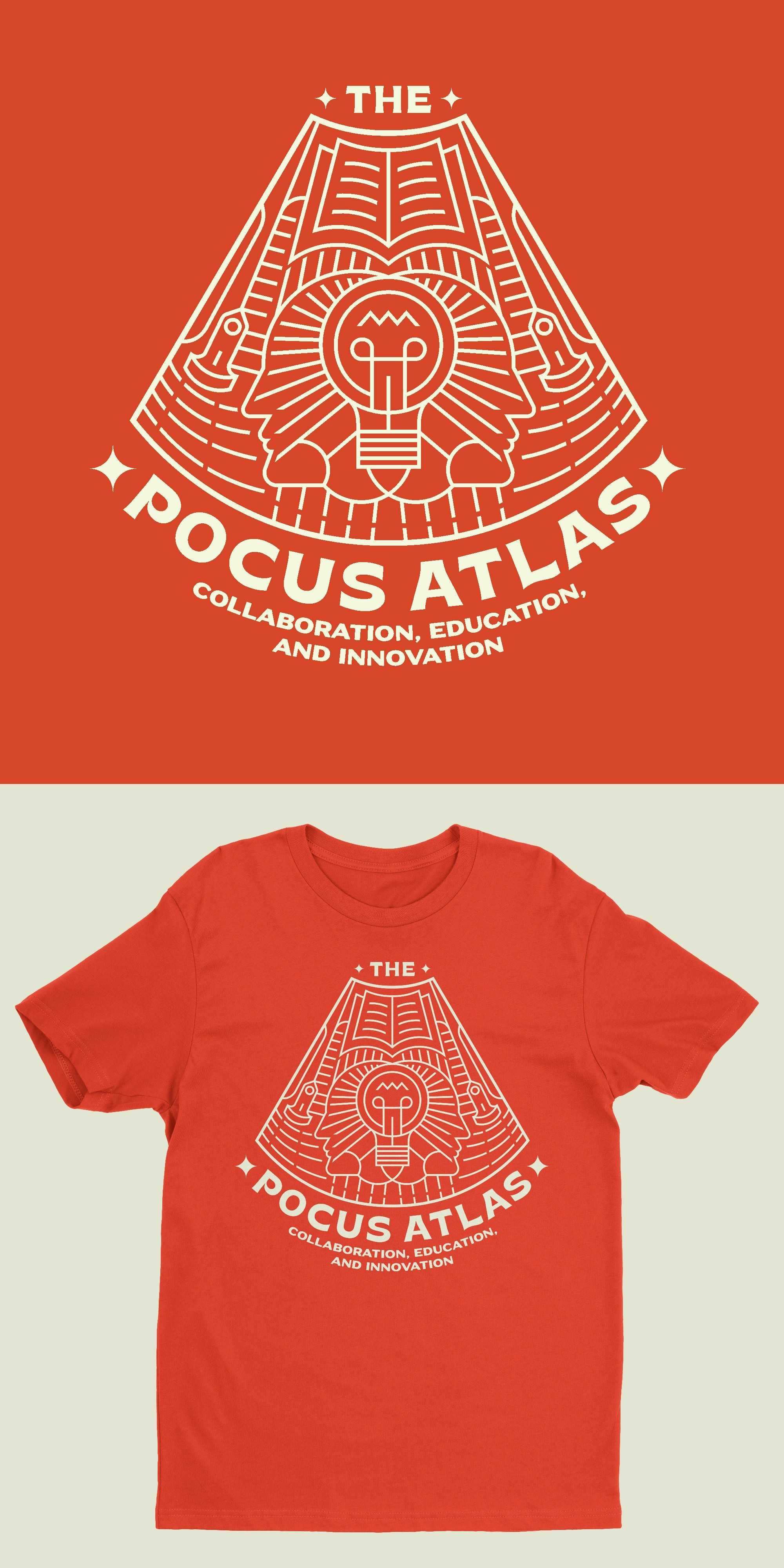 The POCUS Atlas T-shirt