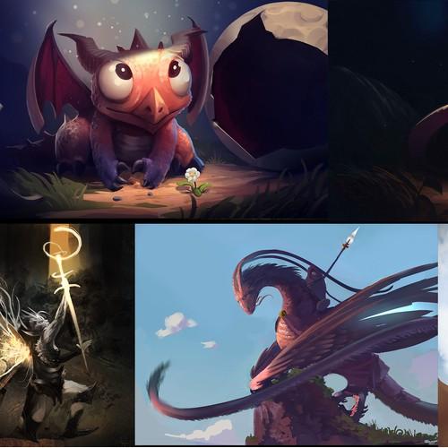 Various illustrations