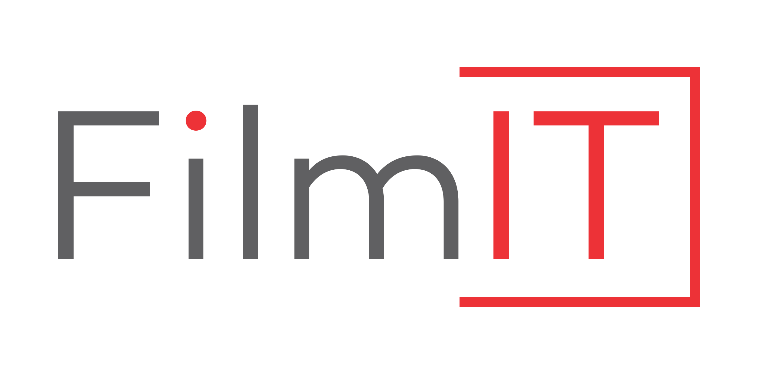 Our startup, FilmIT, needs a nice logo to get going