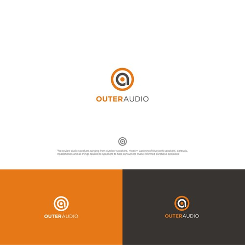 logo design for audio review site