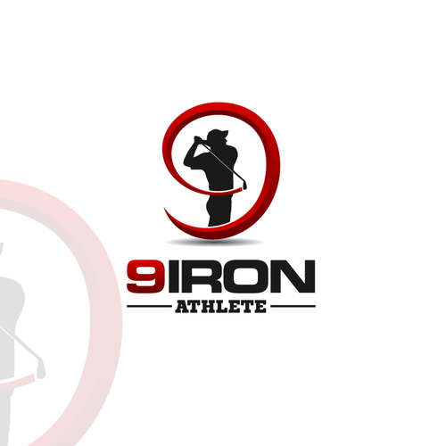 9 Iron Athlete needs a new logo