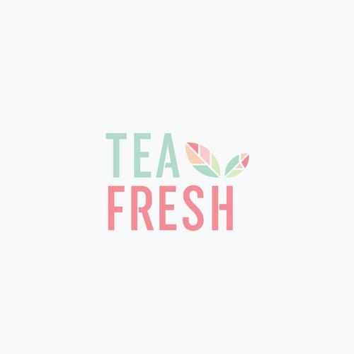 Logo design for TeaFresh
