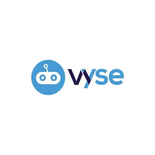 Logo for a website bot assistant