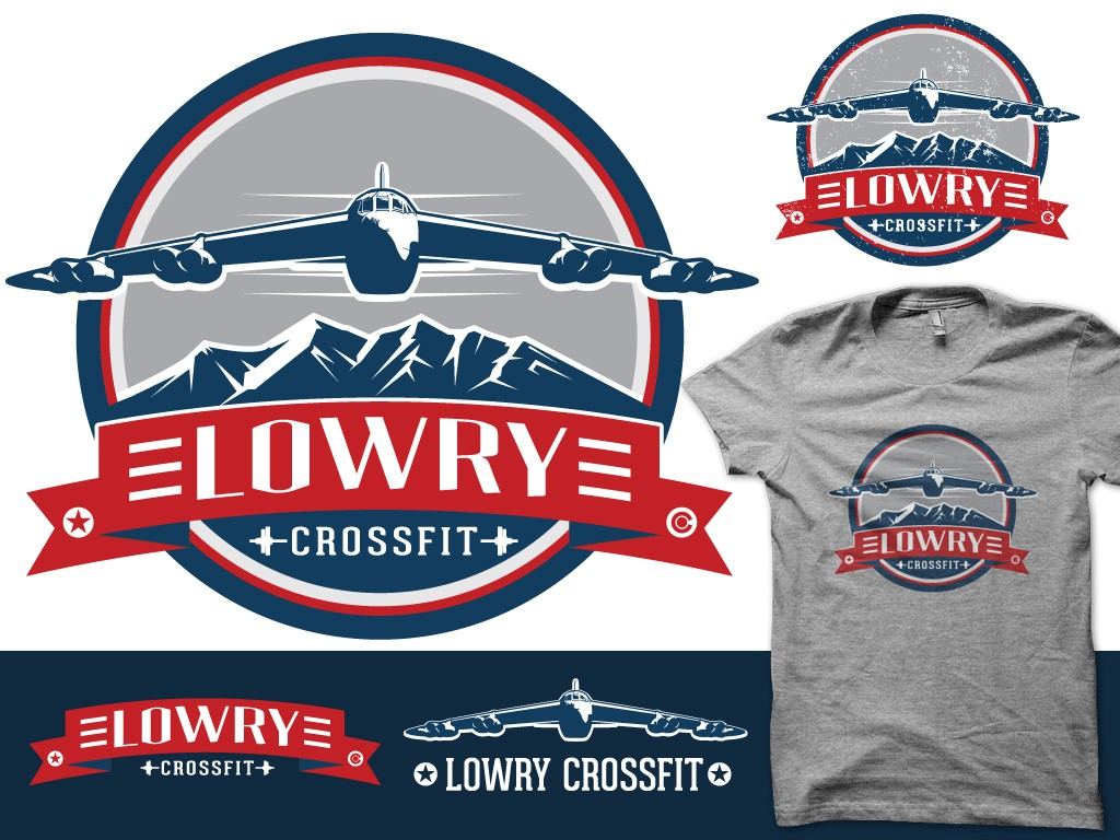 logo for Lowry Crossfit