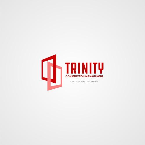 Logo for Trinity Construction Management