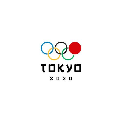 Tokyo 2020 Olympic Games Logo