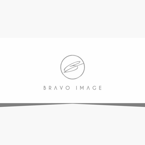 BRAVO IMAGE needs a snazzy new logo to get all the hip & classy photo clients!