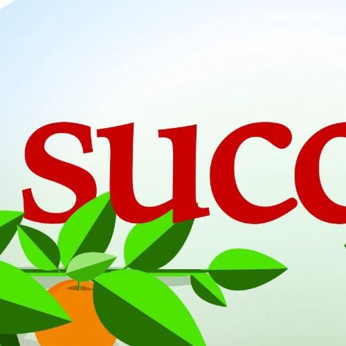 Logo for drinks brand