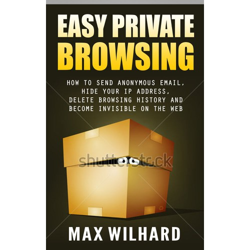 Bestseller e-book front cover wanted for Max Wilhard