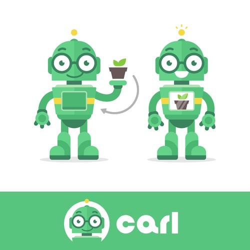 Green Energy Robot
