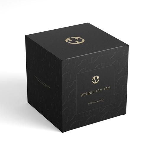 Luury Candle Design Box