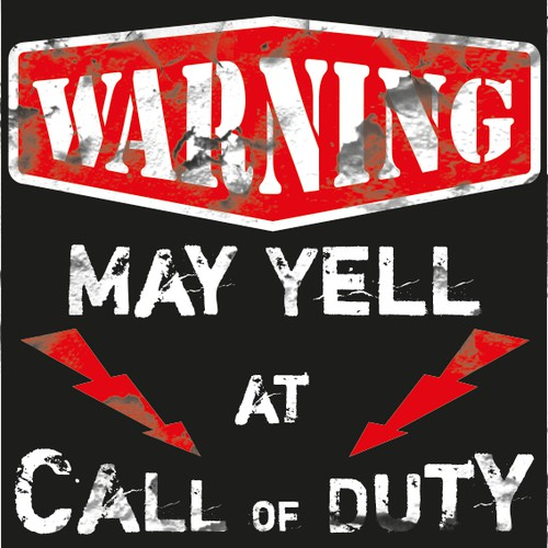 Call of Duty Shirt that ROCKS. - Let's see what you can do!