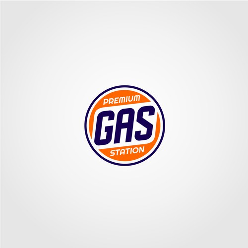 Gas Pump logo