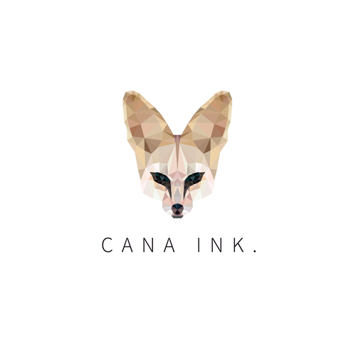 Logo for CANA INC.