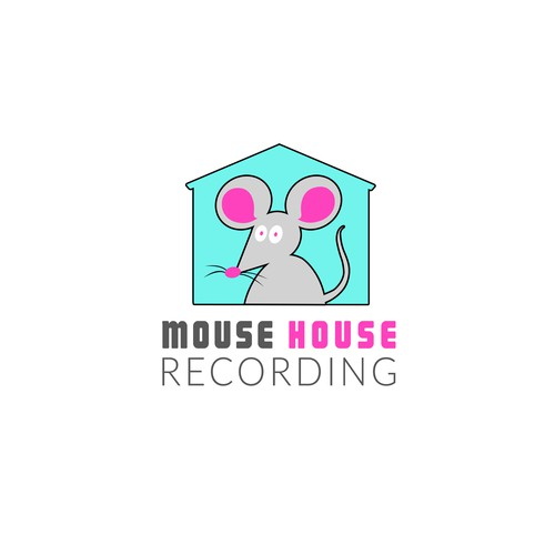 Logo for Mouse House Music