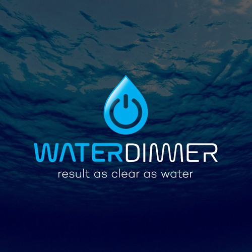 Techy logo for water saving system company