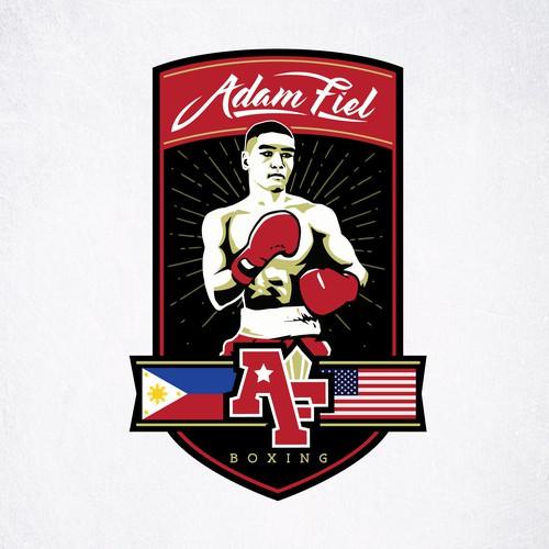 Adam Fiel Boxing