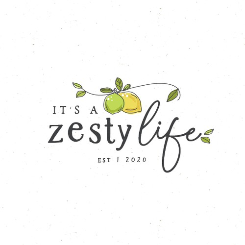 It's a zesty life
