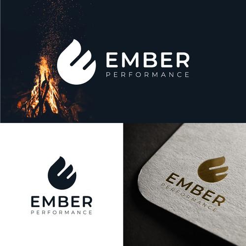Ember Performance Logo Design