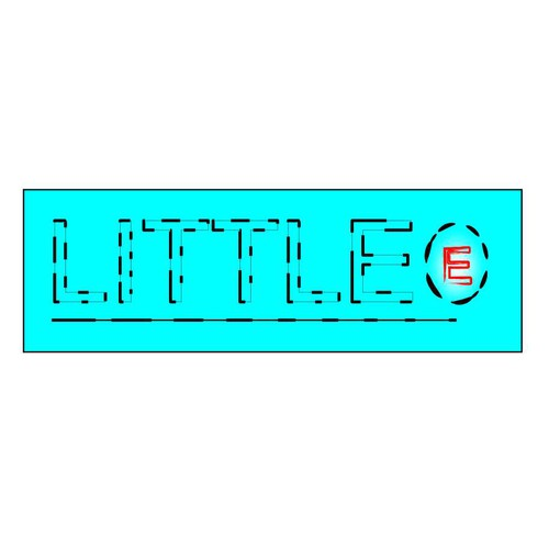 logo for little E