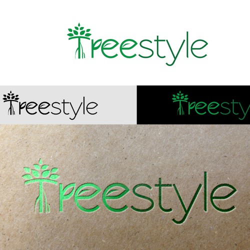Help protect tropical rainforests by designing the new Treestyle logo!