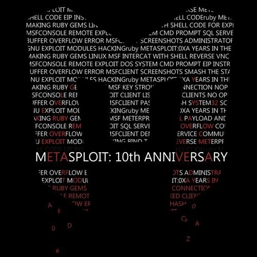 Metasploit 10th Anniversary Winner