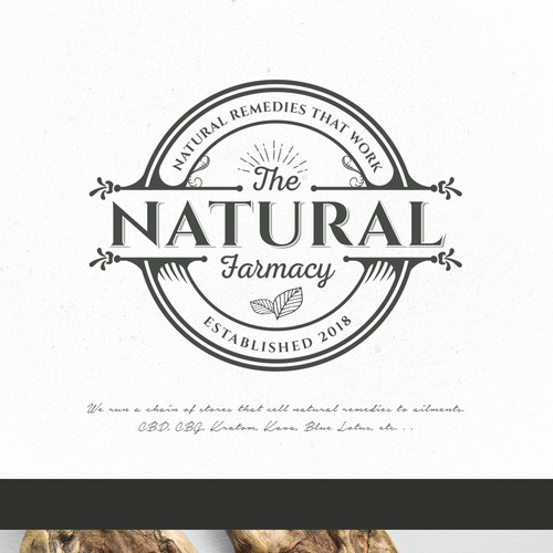 The Natural Farmacy