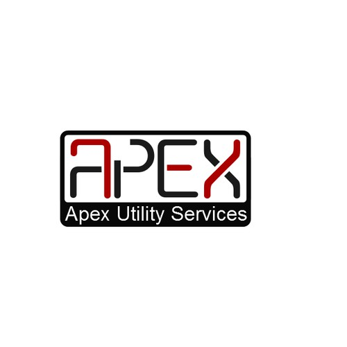 Help Apex Utility Services with a new logo