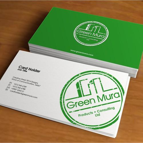 Green Mura Logo