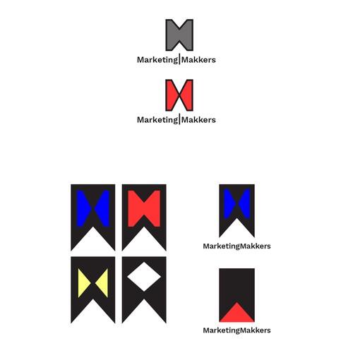 Logo Design for Marketing Makkers