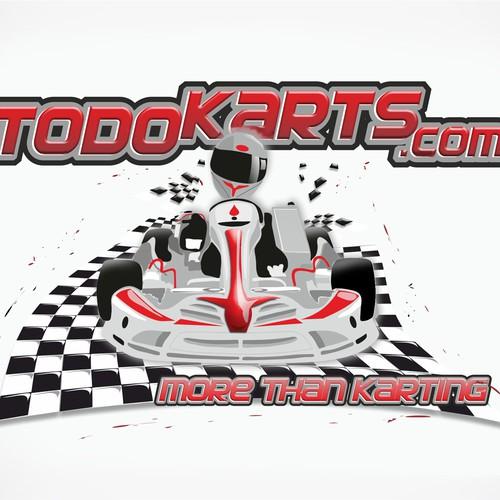 Todokarts.com necesita un(a) nuevo(a) logo