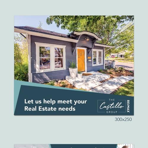 Real Estate Banner Ads