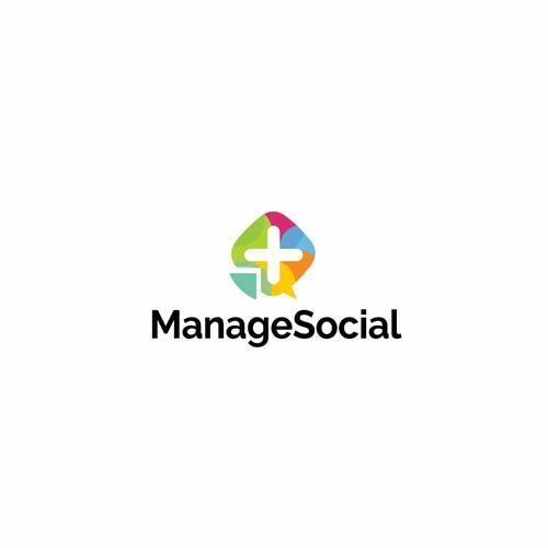 Social Tech Startup logo.