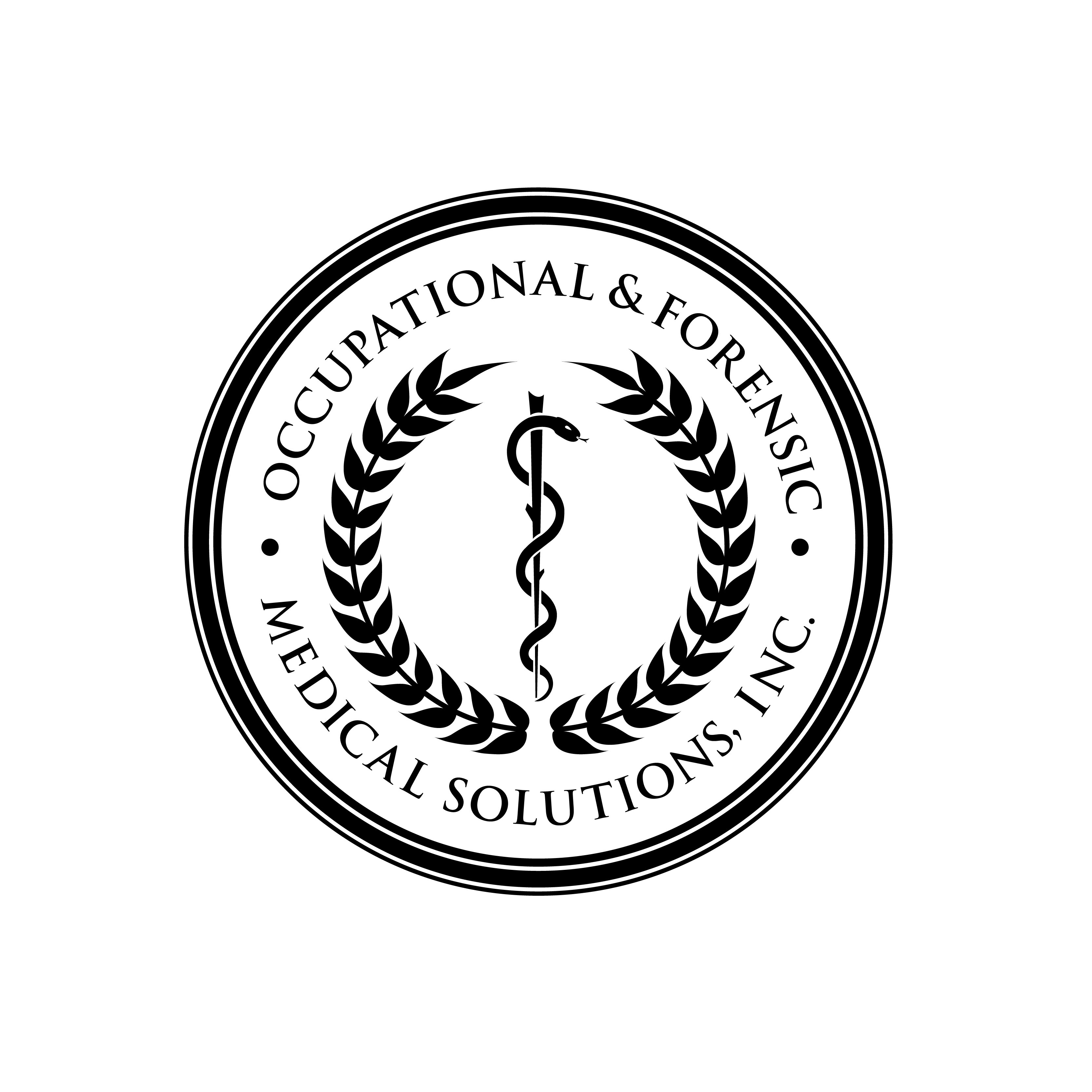 Forensic and Occupational Medical Practice Logo