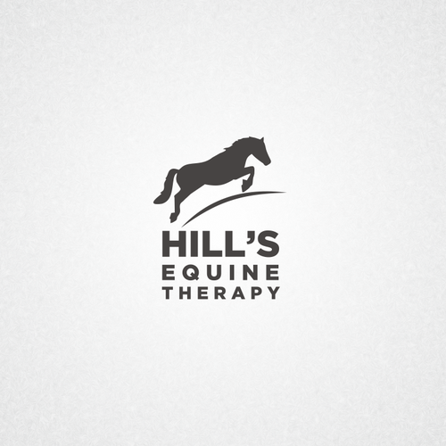 Hill's Equine Therapy Logo