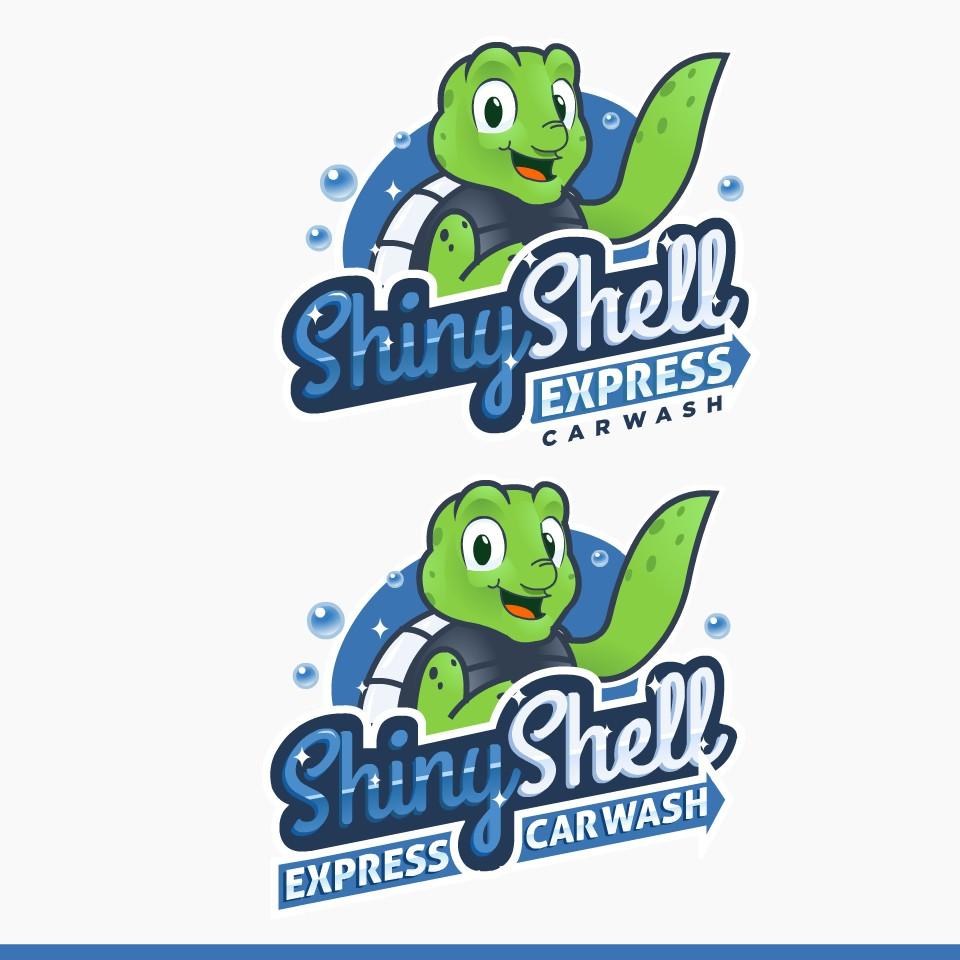 Shiny Shell Express